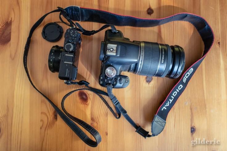 Panasonic Lumix LX100 vs Canon EOS 500D