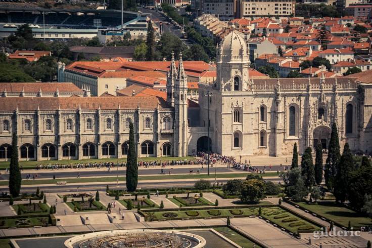 Monastère des Hiéronymites à Belem (Lisbonne)
