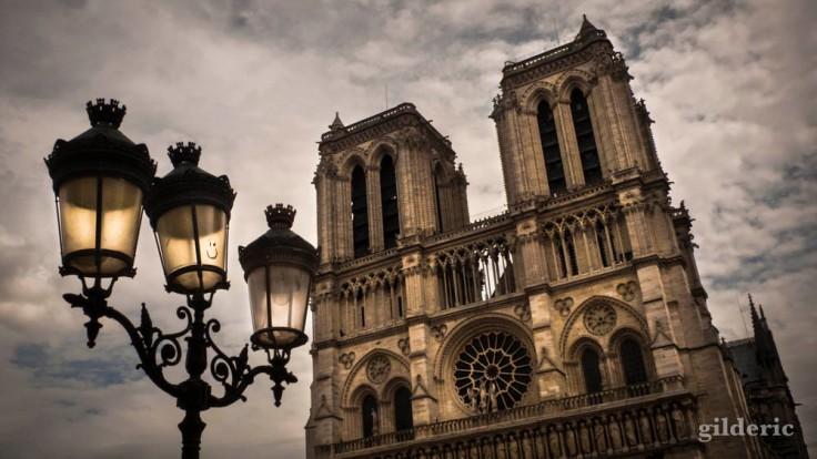 Notre-Dame de Paris (vue de face)