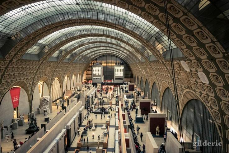 Le hall du Musée d'Orsay