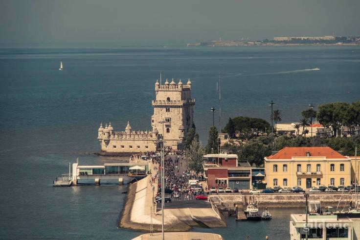 Tour de Belém, à Lisbonne