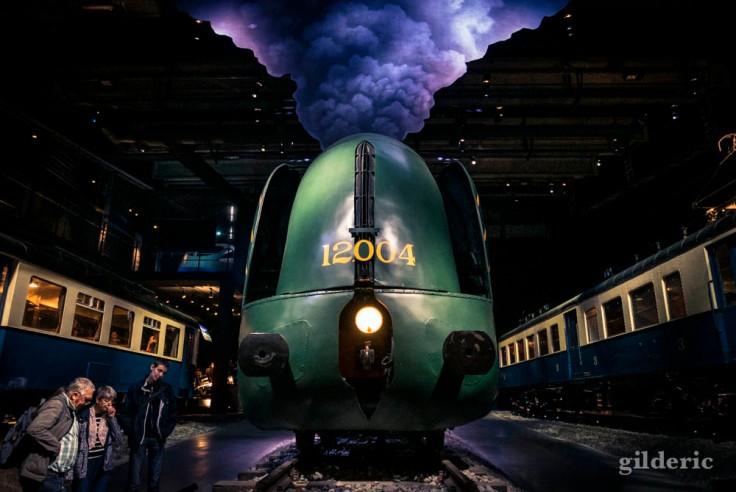 La Type 12 (locomotive) à Train World