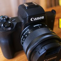 Canon EOS M50 : déballage et premiers tests (photos et vidéos)