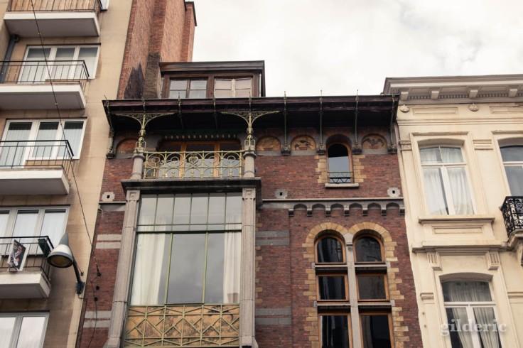 Maison Paul Hankar à Bruxelles