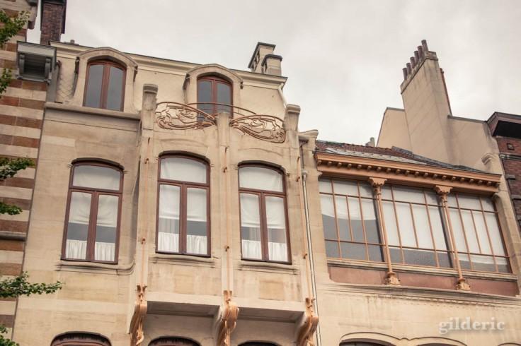 Maison-atelier de Victor Horta à Bruxelles