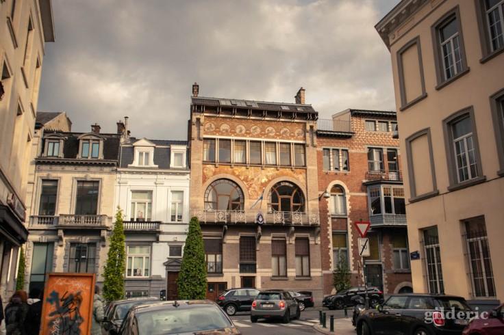 Art Nouveau à Bruxelles (quartier Louise)
