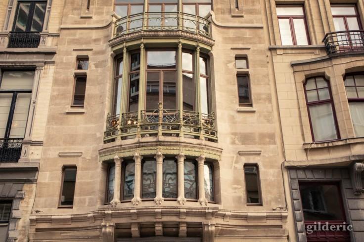 Hotel Tassel (architecte Victor Horta) à Bruxelles
