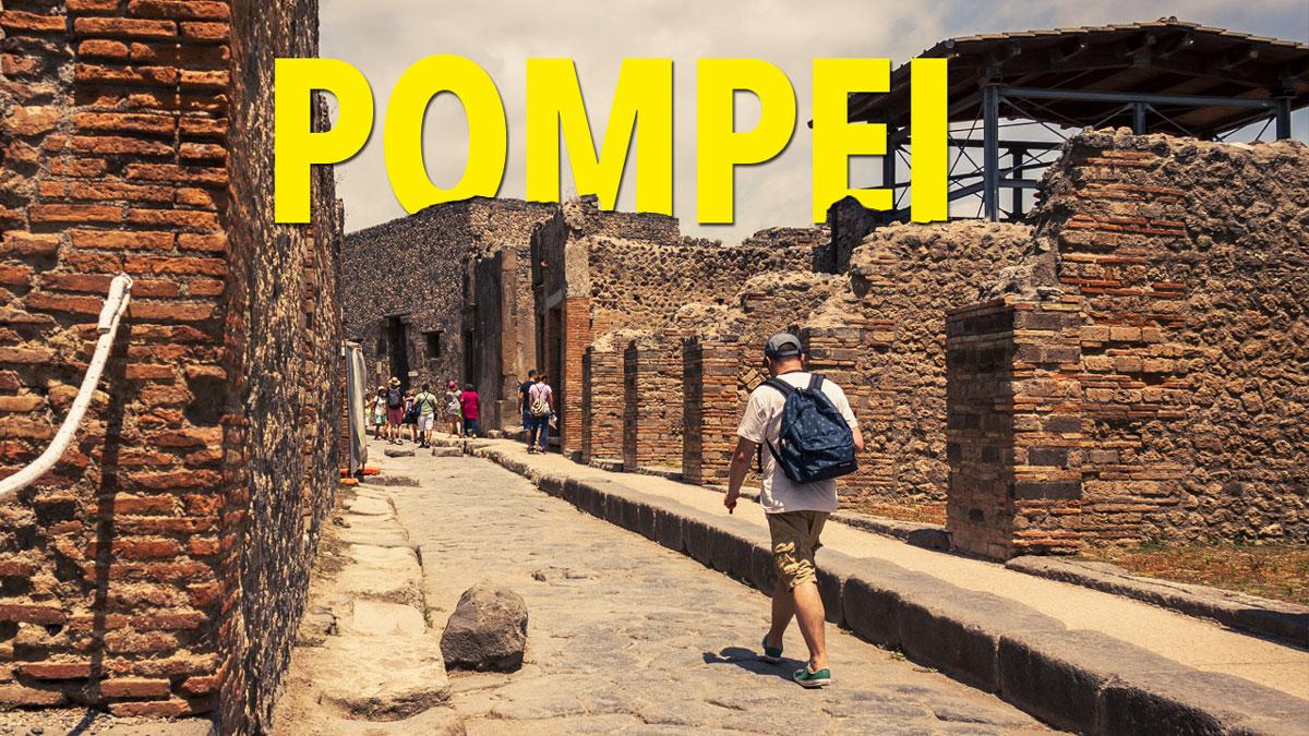Visiter Pompéi : les incontournables