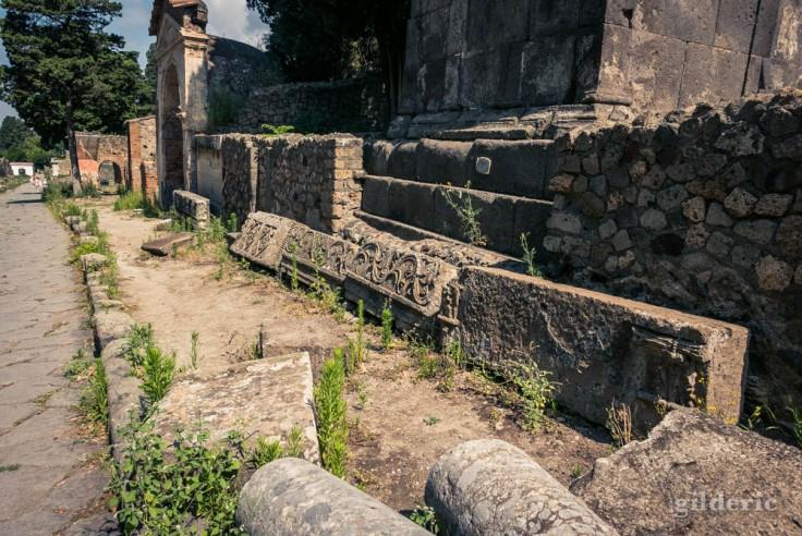 Via delle Tombe (Pompéi)