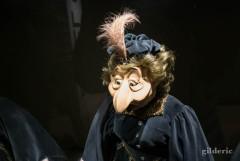 Malvira (marionnette star de la télé belge)