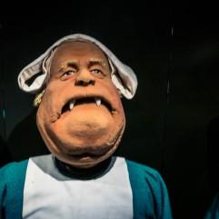 Pencassine (Jean-Marie Le Pen), marionnette du Bébête Show