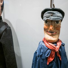 Tchantchès (vieux modèle) à l'expo Super Marionnettes