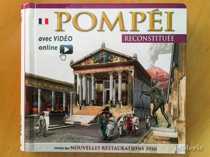Pompéi reconstituée (livre)