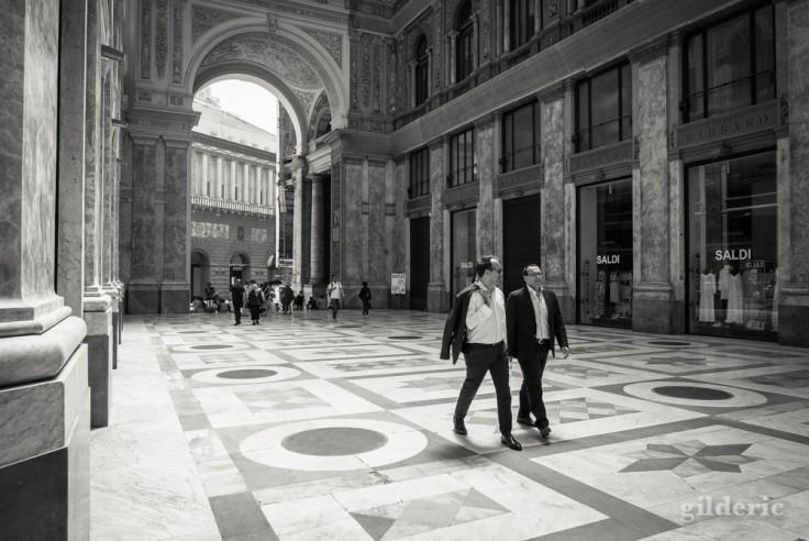 Galleria Umberto I à Naples