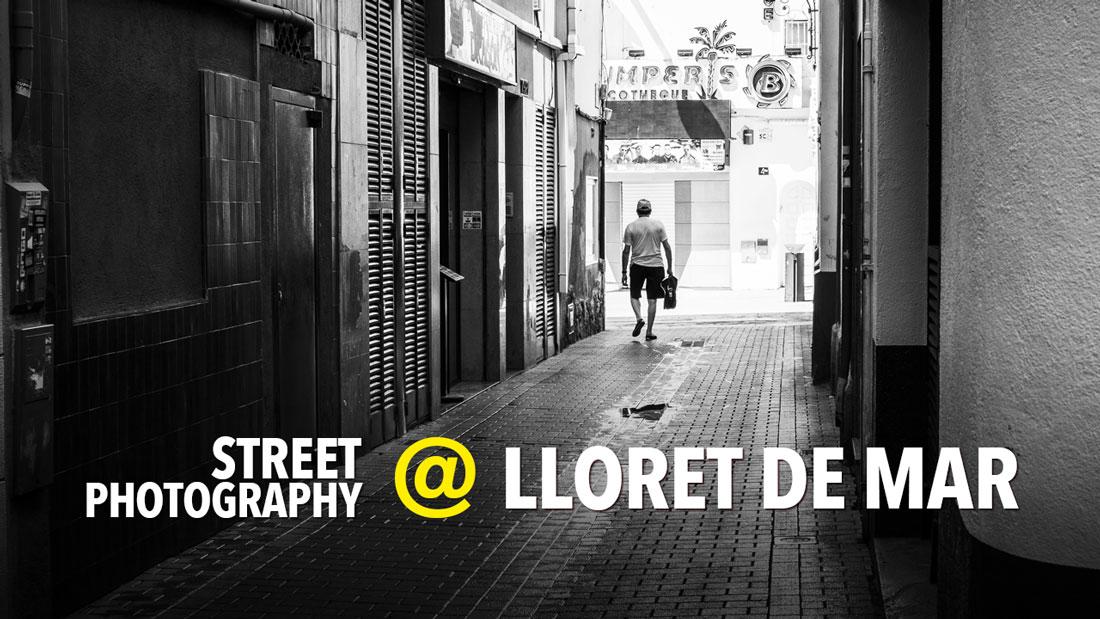 Street photography à Lloret de Mar