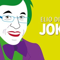 Caricature : Elio di Rupo, Joker de la Wallonie  ?