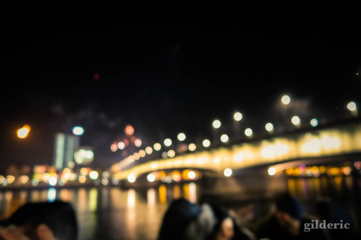 Nouvel An flou à Cologne