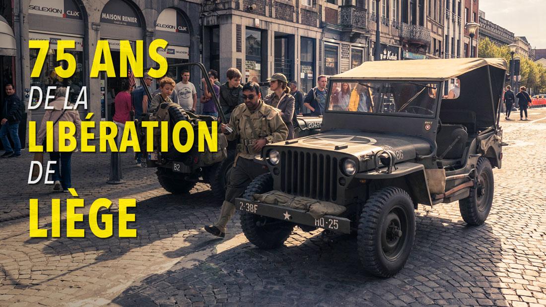 75 ans de la libération de Liège