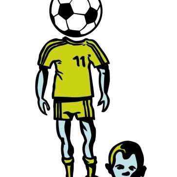 Foot Zombie (design pour T-shirt) - 2010