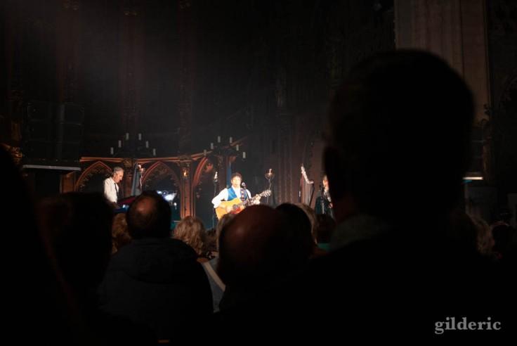Laurent Voulzy en concert à Saint-Jacques