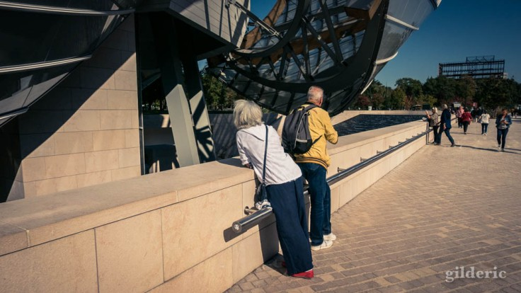 Street photography à la Fondation Louis Vuitton (Paris)
