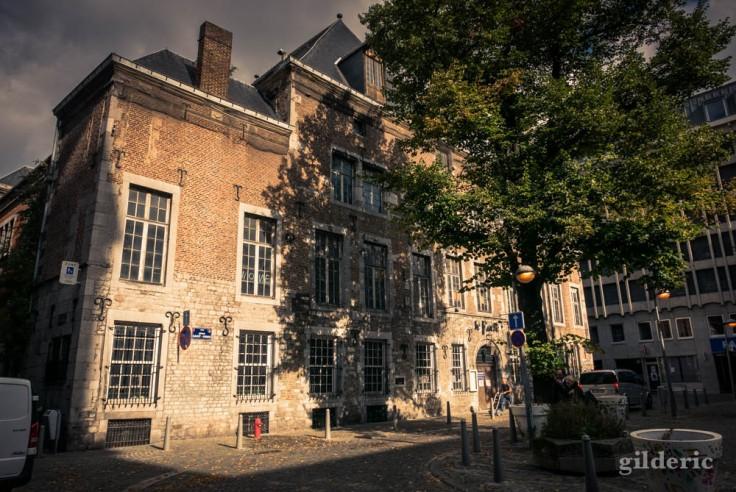 L'arbre et le fiacre, Liège, automne 2019
