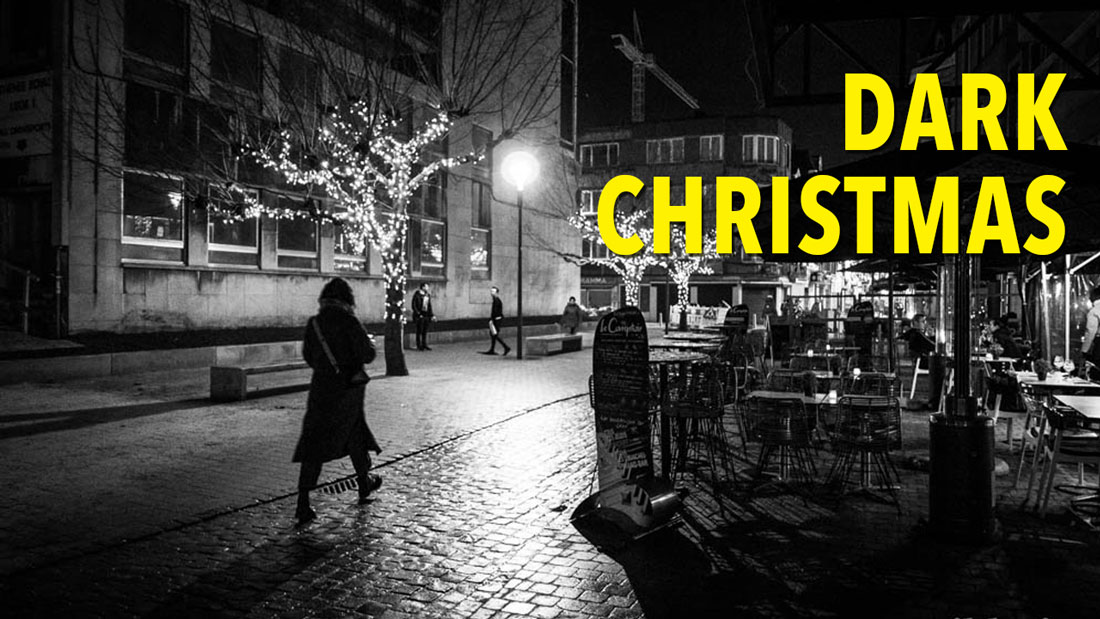 Dark Christmas : Photographier Noël
