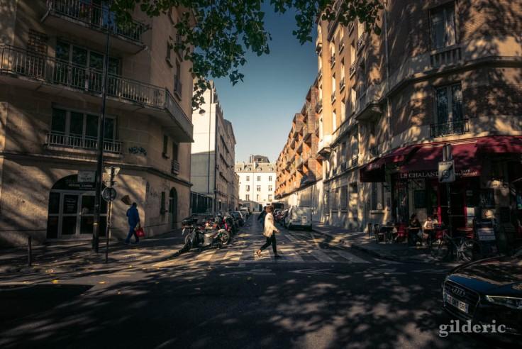 Ombre et lumière (street photography à Paris)