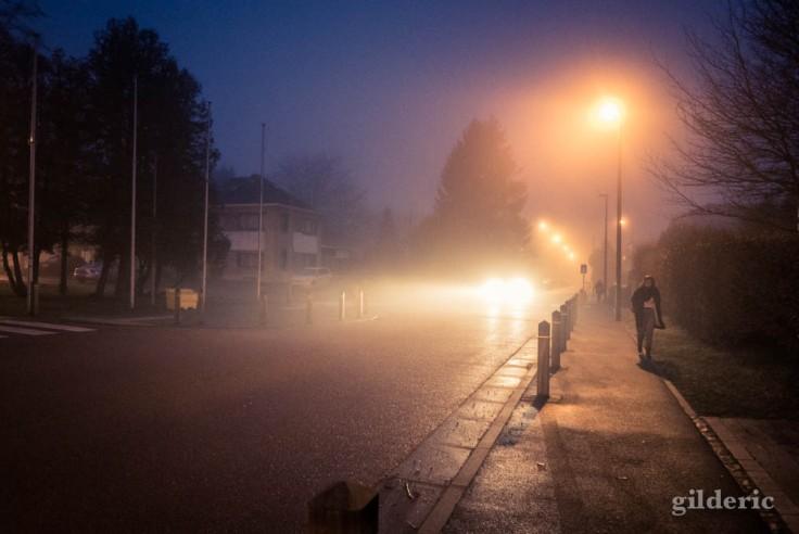 Mystère dans la rue (Sart-Tilman)