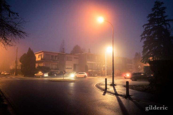 Mystère au carrefour (Sart-Tilman)