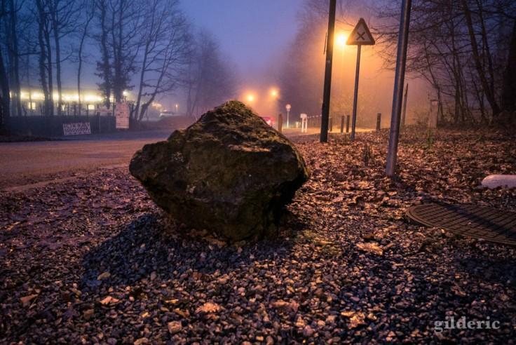 Le rocher et le mystère (Sart-Tilman)
