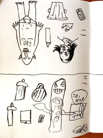 Challenge dessin en famille : la version enfant