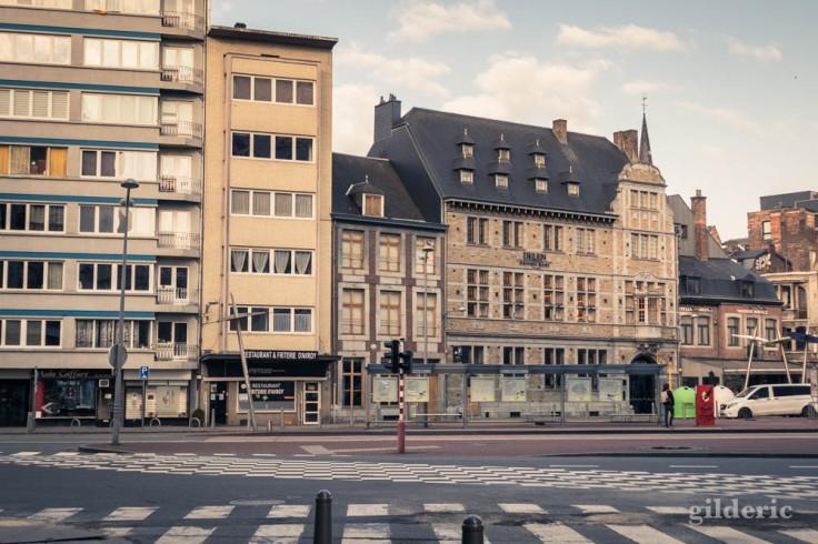 Liège Lockdown : Boulevard d'Avroy (street photography)