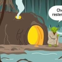 Confiné avec Yoda : Chroniques du confinement #6
