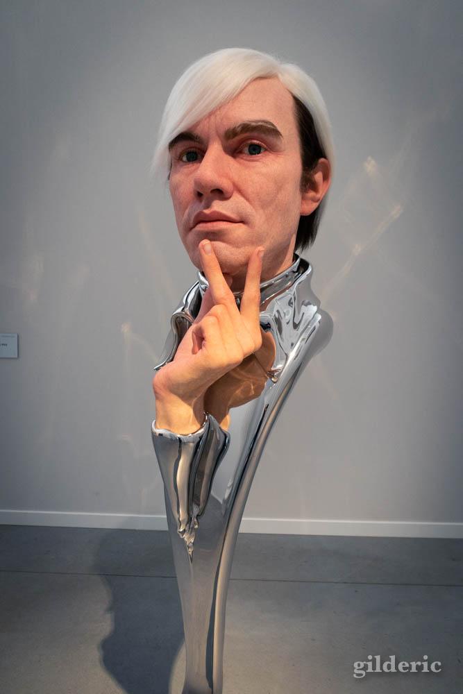 Kazu Hiro : Andy Warhol