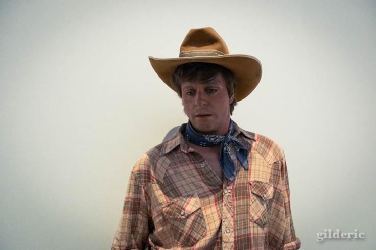 Duane Hanson : Cowboy with Hay