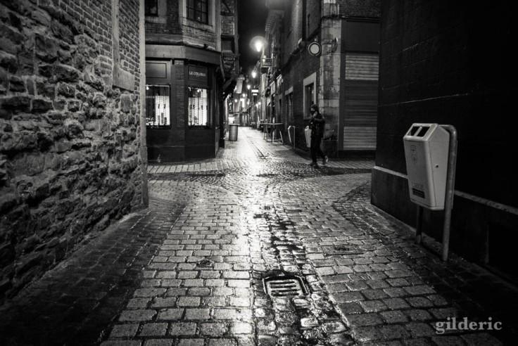 Street photography dans le carré à Liège