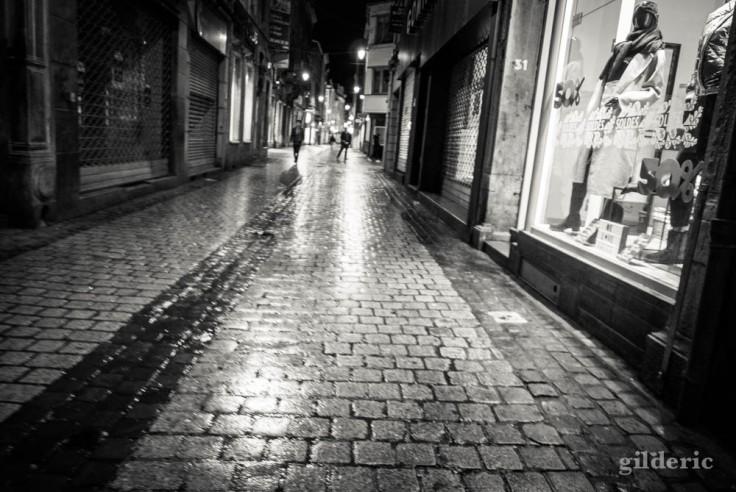 Série noire dans le carré à Liège