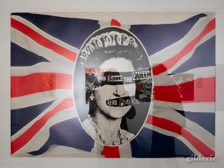 Punk Graphics au ADAM Brussels Design Museum