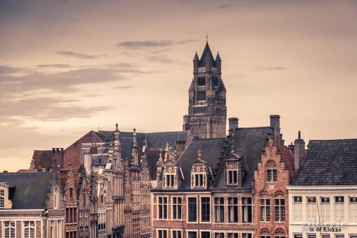 Le Musée de la Torture est situé dans le centre de Bruges