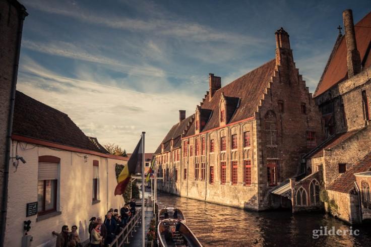Bruges, une ville dont on ne se lasse pas