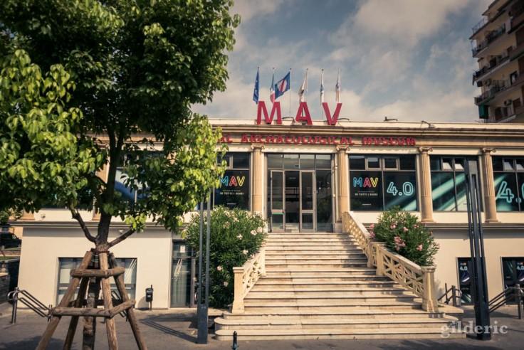Musée Archéologique virtuel Herculanum (MAV)