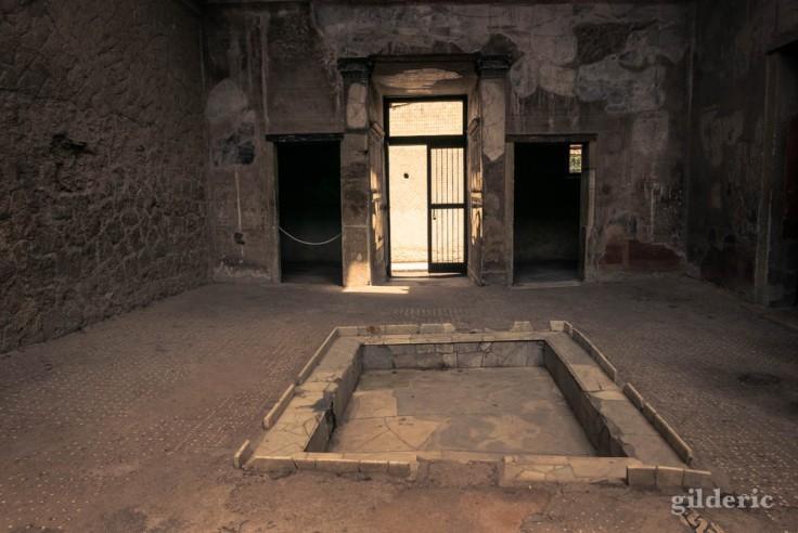 Casa Sannitica à Herculanum