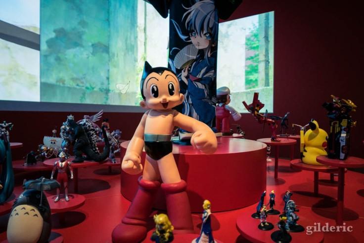 Exposition Cool Japan au MAS Museum à Anvers