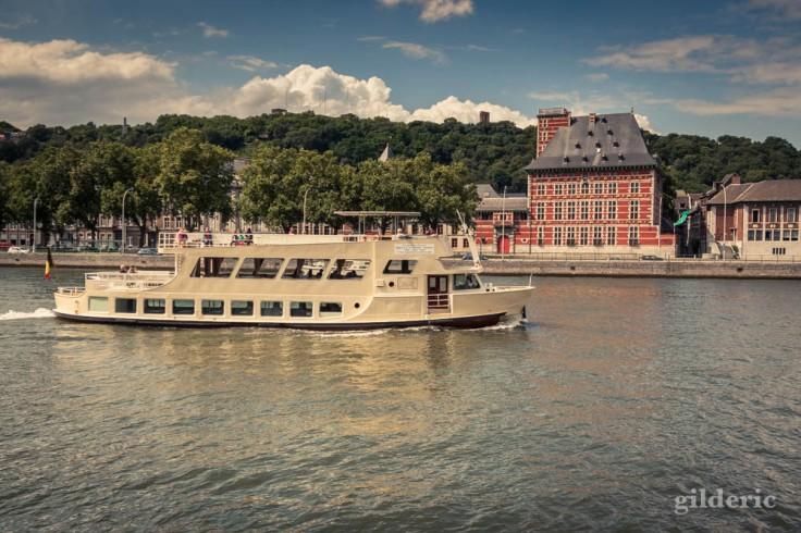 Visiter Liège en navette fluviale
