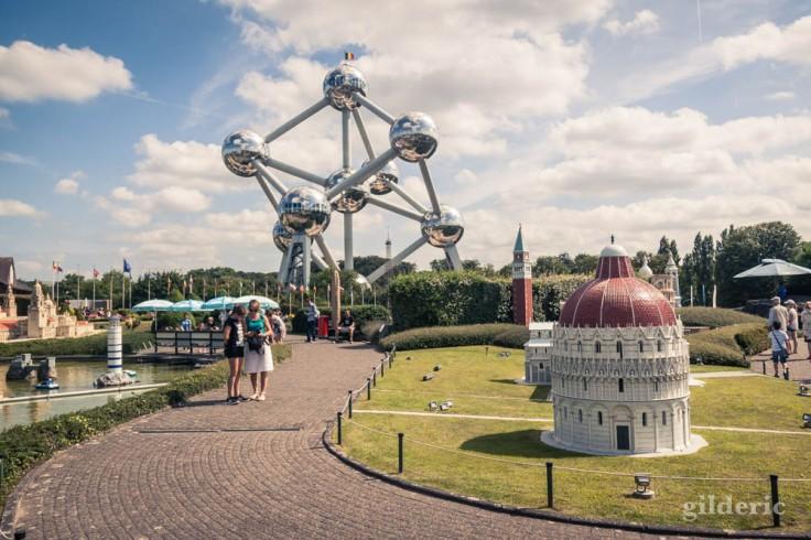 Mini Europe au Heysel à Bruxelles : les plus beaux monuments européens en miniature