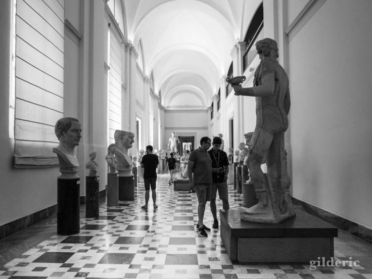 Collection Farnèse au Musée archéologique de Naples