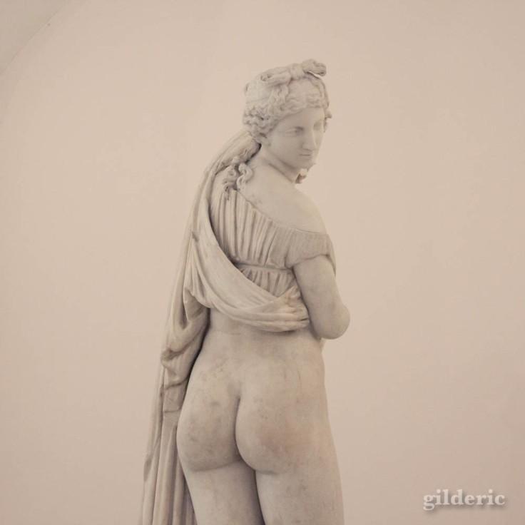 Vénus Callipyge au Musée archéologique de Naples