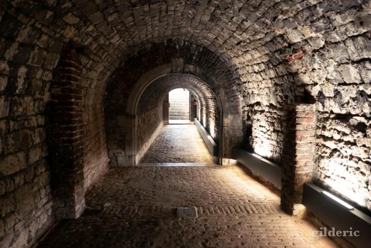 Les souterrains de la Citadelle de Namur : une idée pour fuir la chaleur