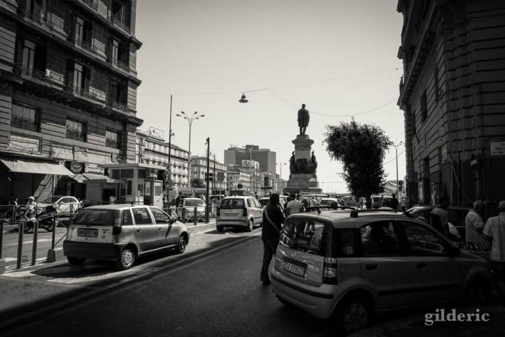 Visiter Naples : le quartier de la gare